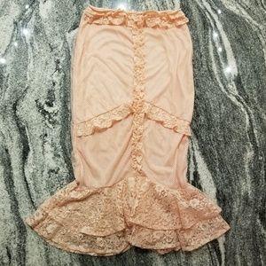 Amazing Full Length Skirt 😍